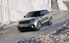 Выбирайте Range Rover Velar от 1 777000 гривен*