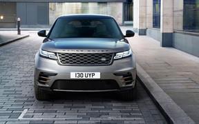 «Выбирайте Range Rover Velar в пакетной комплектации Sот 1 900 000 гривен*»