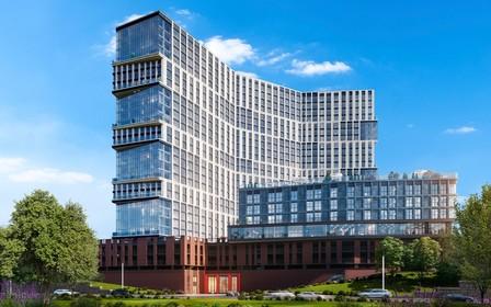 Выбирайте жилье на любой вкус в комплексе премиум-класса в самом сердце города