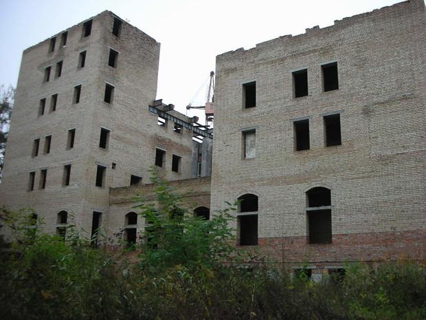 Выделенные, но не использованные земли для ЕВРО-2012 вернут Киеву