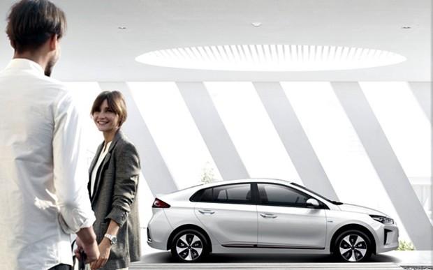 Выгодное предложение на электромобиль Hyundai Ioniq Electric