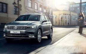 Выпуск Volkswagen Tiguan перевалил за 6 миллионов