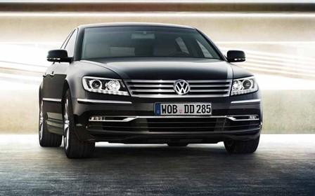 Выпуск второго поколения Volkswagen Phaeton снова отложили