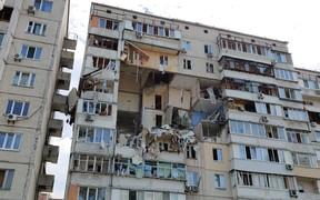 Взрыв в киевской многоэтажке: продолжается ликвидация последствий катастрофы