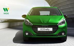 WOG станет партнером уже третьего ежегодного «ECO rally PEUGEOT Автопассаж»