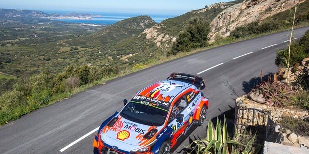 WRC-2019: перша перемога Hyundai Motorsport у сезоні.
