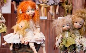 XXI Міжнародний салон авторської ляльки та Тедді «Модна лялька»