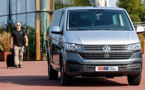 Як це було: тест-драйв Volkswagen Caravelle T6.1