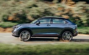 Японцы уточнили характеристики нового Honda HR-V для Европы