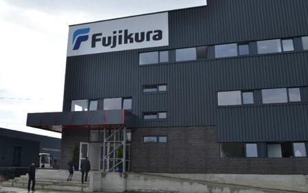 Японская Fujikura открыла второй завод в Украине