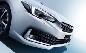 Японский городовой! Subaru обновила «Импрезу» для домашнего рынка