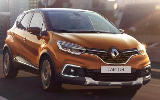 Яскрава ціна на яскравий Renault Captur