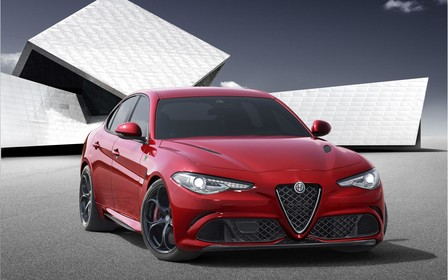 Юле — волю! Представлена Alfa Romeo Giulia