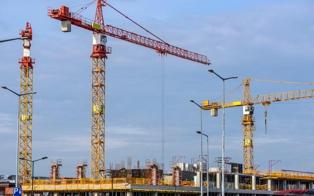 За 4 месяца строительная отрасль Украины уменьшилась на 8,7%