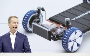 За десять років Volkswagen планує 22 мільйони електромобілів