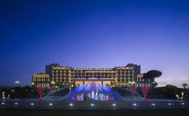 За год в Киеве построят 8 новых отелей