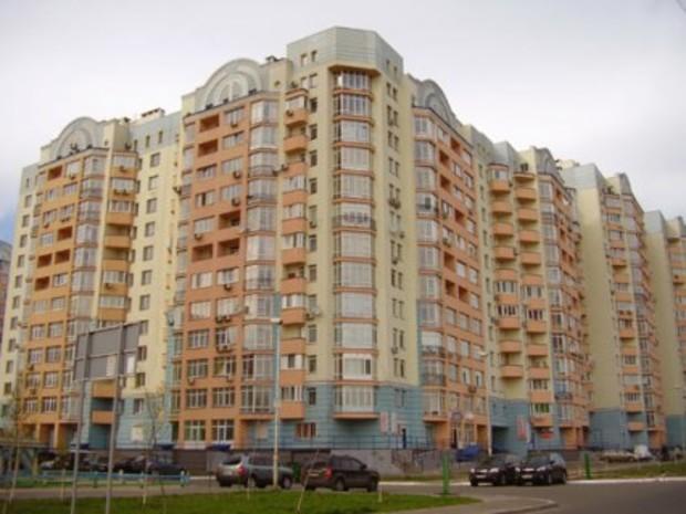 За июнь стоимость и аренда квартир в Киеве увеличились