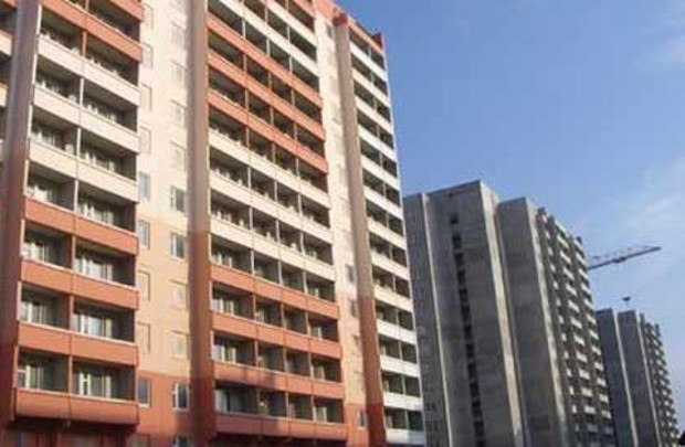 За месяц уровень капиталовложений в недвижимость Киева составил $48, 5 млн.