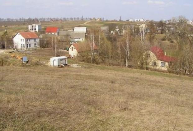 За неделю земля под Киевом подешевела