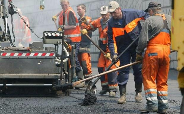 За ремонтом дорог в Украине можно будет следить онлайн