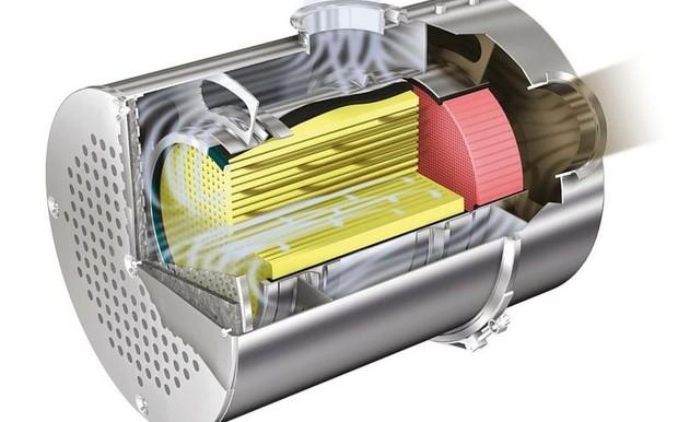 Зачем нужен и как устроен сажевый фильтр