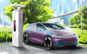 Загальні інвестиції Volkswagen Group в зарядну інфраструктуру для електрокарів складуть 250 мільйонів євро.