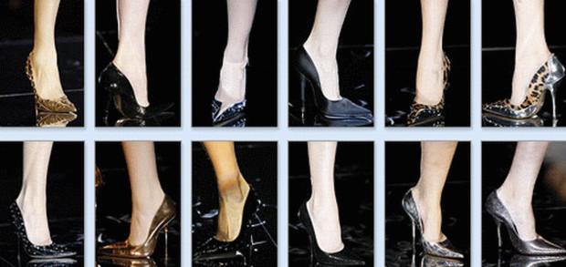 Законы моды: с чем носить разнообразную женскую обувь?