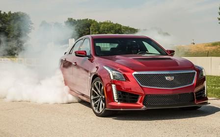 Заряженному седану Cadillac CTS-V добавят мощности