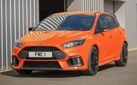 «Заряженный» Ford Focus RS - дальше только б/у