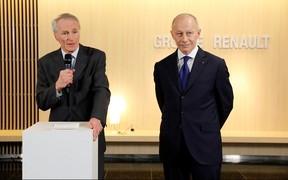 Заявление Совета директоров группы Renault