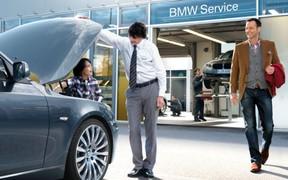 Збільшення міжсервісного інтервалу автомобілів BMW та MINI