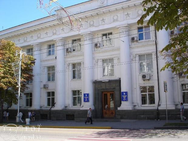 Здание администрации Севастополя снова заложат ради кредита