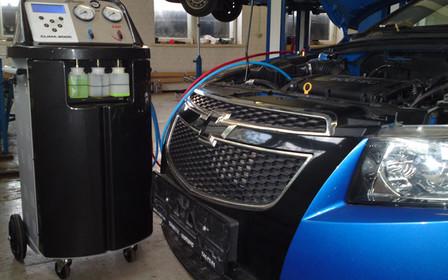 Жажда холода: обслуживание автомобильного кондиционера