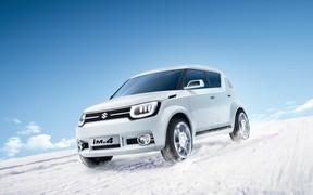 Женевский автосалон 2015: наследник Suzuki Jimny?