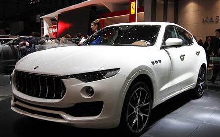 Женевский автосалон 2016: Первый кроссовер от Maserati поклонился публике