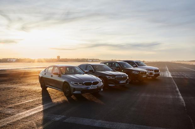 «Женевский международный автосалон 2019. Новинки BMW.»