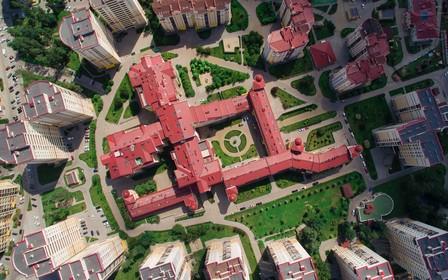 Жилой комплекс «Чайка»: ниже цена — больше квадратных метров