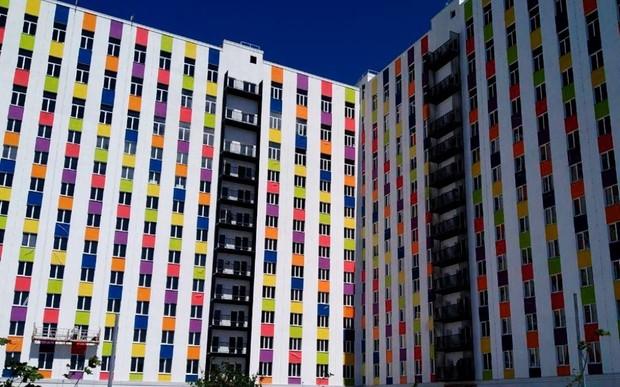 Житловий комплекс «Воробйови гори-8». Свіжі дані