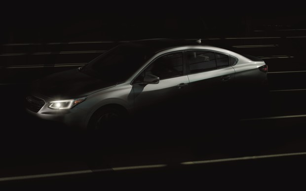 Живучий седан. Subaru покажет новый Legacy через неделю