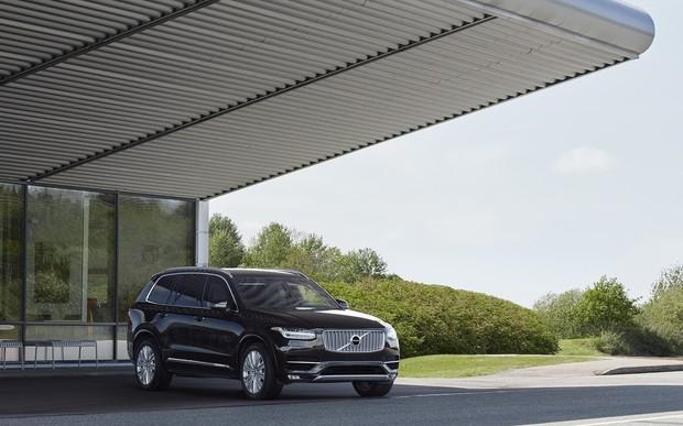 Живым не возьмешь! Volvo начала выпуск бронированных XC90