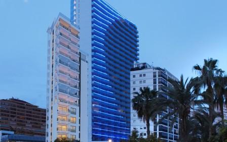 ЖК Arenal Suites: будівельні роботи завершені на 100%