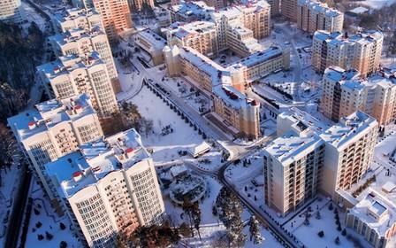 ЖК /Чайка\ – лучший жилой комплекс года с концепцией «Город в городе»