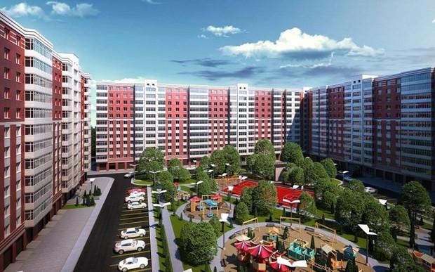 ЖК «Днепровская Брама» — жилье доступное каждому