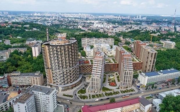 ЖК «Mirax» среди ТОП-10 инновационных жилых комплексов
