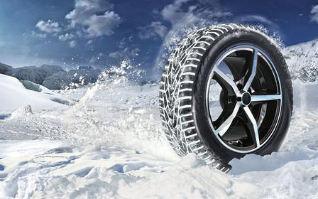 Зимние шины для новой машины