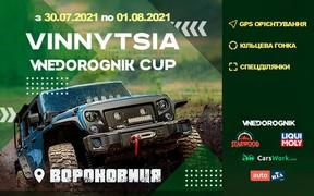 Змагання з автотуризму -  VINNITSIA VNEDOROGNIK CUP