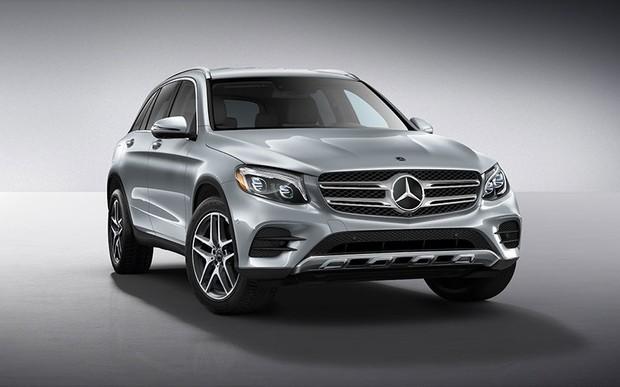 Знакомство с новым поколеннием Mercedes-Benz GLC и GLC Coupé