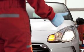 «Знижка на обслуговування автомобілів старше 3-х років!»