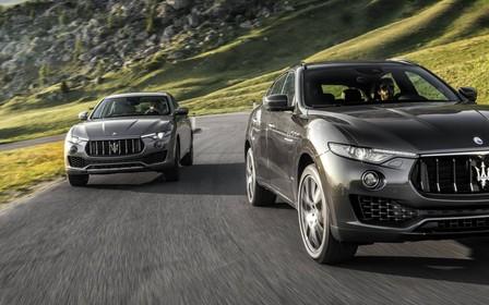 «Знижки на складські моделі Maserati Levante 2018 року»