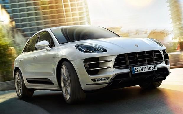 Зробіть життя яскравішим разом із Porsche Macan.
